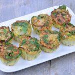 Eiwit-rijk en perfect om mee te nemen: Luchtige ei-muffins uit de Airfryer!