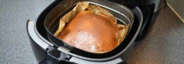 Gezond en lekker: bananenbrood met havermout zonder toegevoegde suikers uit de Airfryer!