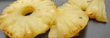 Voor een gezonde start van de dag: Ananas in de Airfryer!